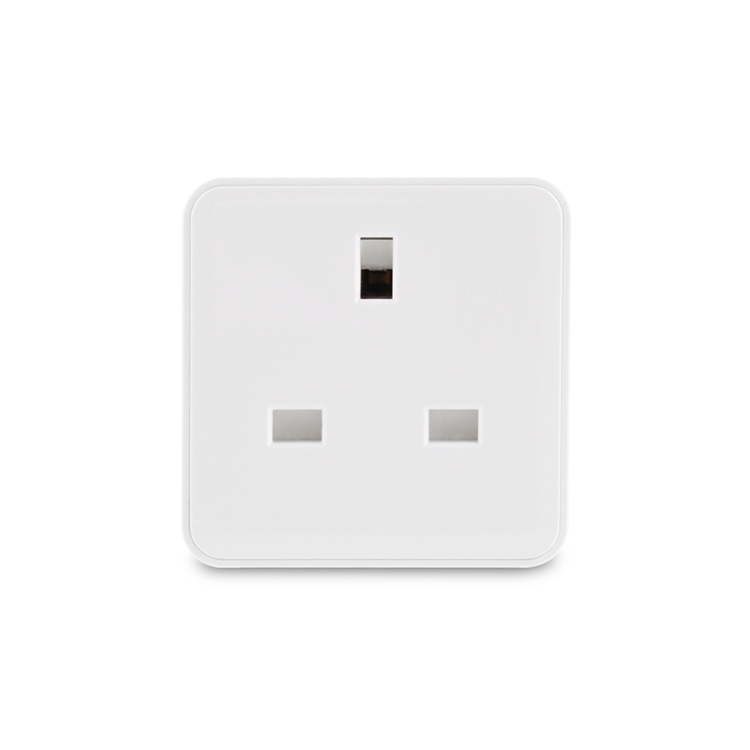Wi-Fi Smart Plug With Power Metering Function