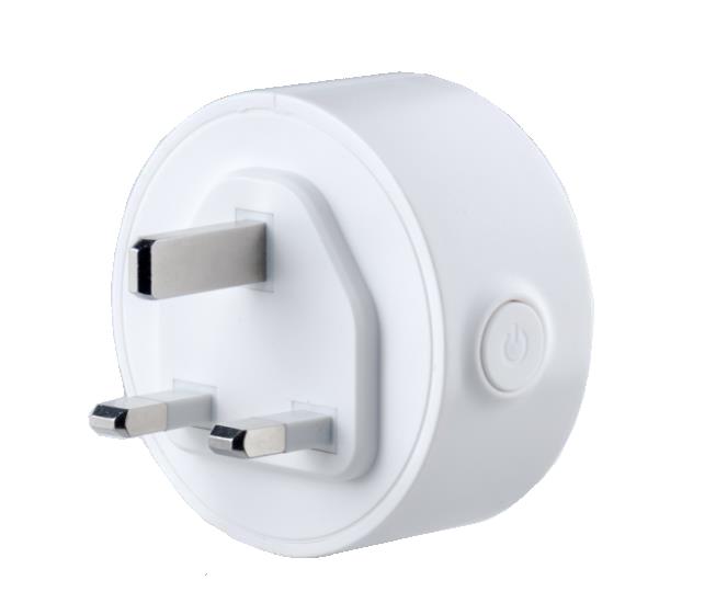 UK Mini smart plug 10A