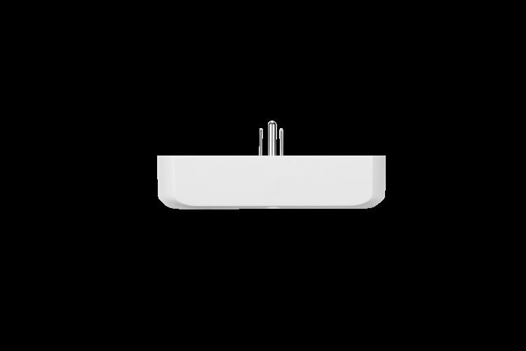 US Smart Double Plug With 2 USB Control Two Plug Invidually
