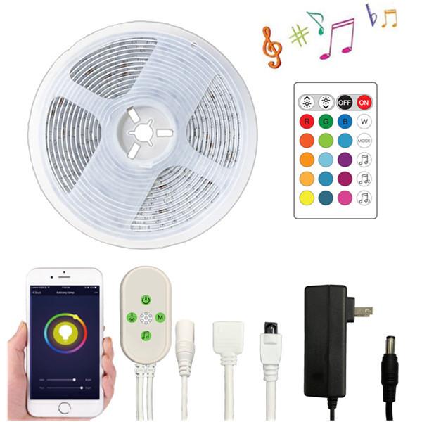 Wi-Fi Music LED Light Strip Controller