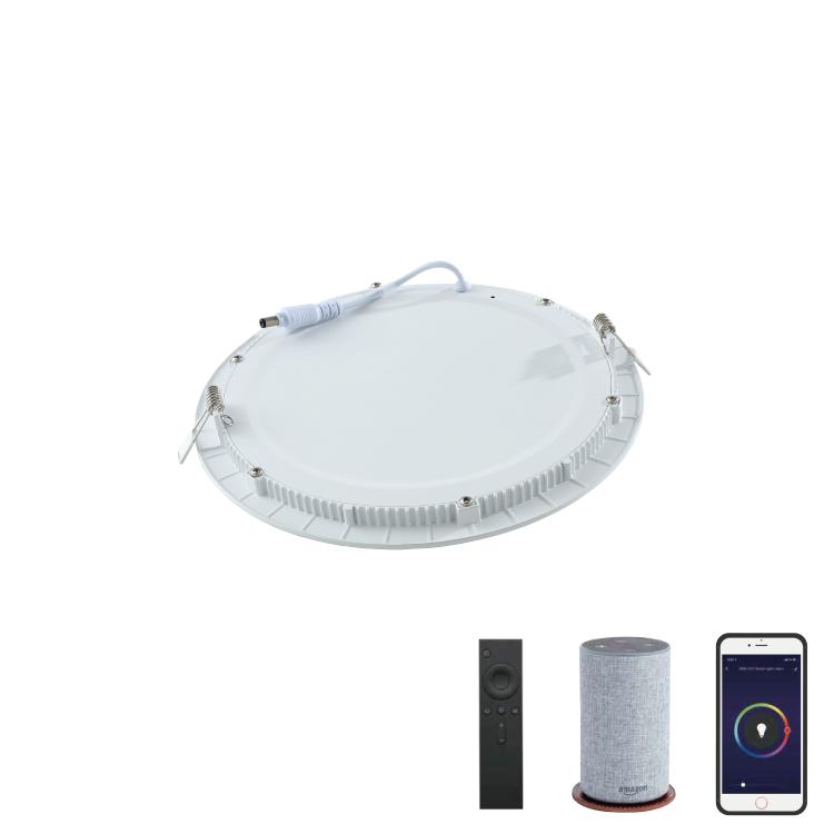 Recess mounted  downlight