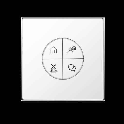 WiFi Smart UK type Scene Switch
