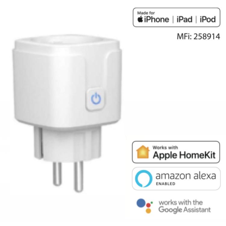 Offong Apple Homekit Smart Plug Wi-Fi