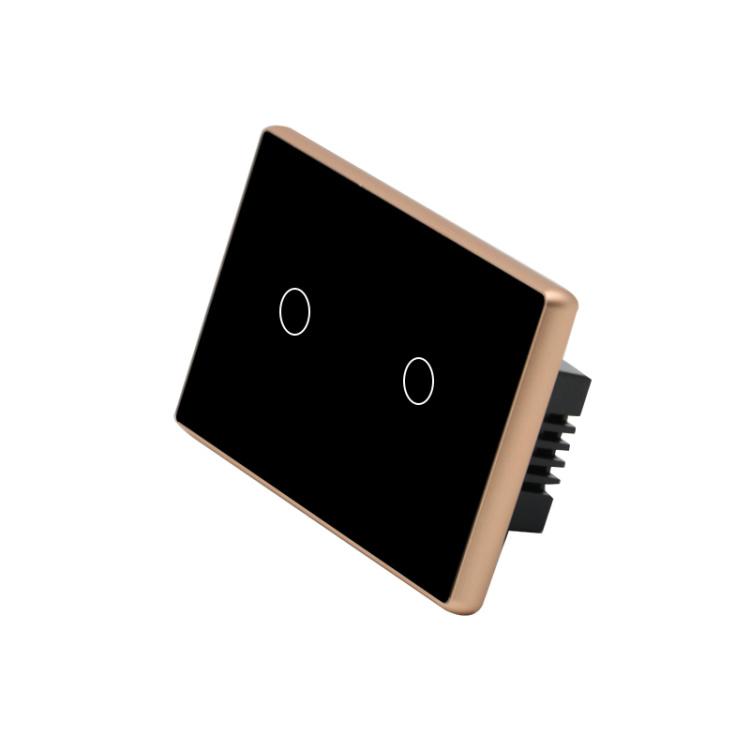 2 Gang Wi-fi Smart Light Switch