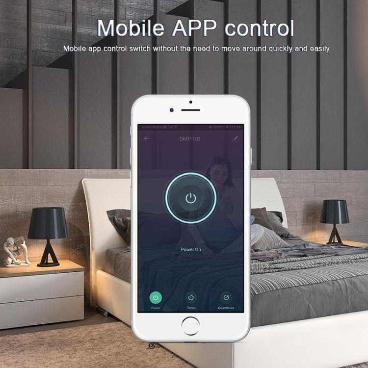 smart light switch wifi wireless remote control