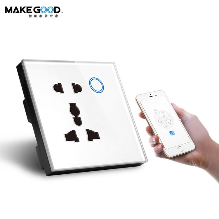 UK Standard Wi-Fi Wall Socket