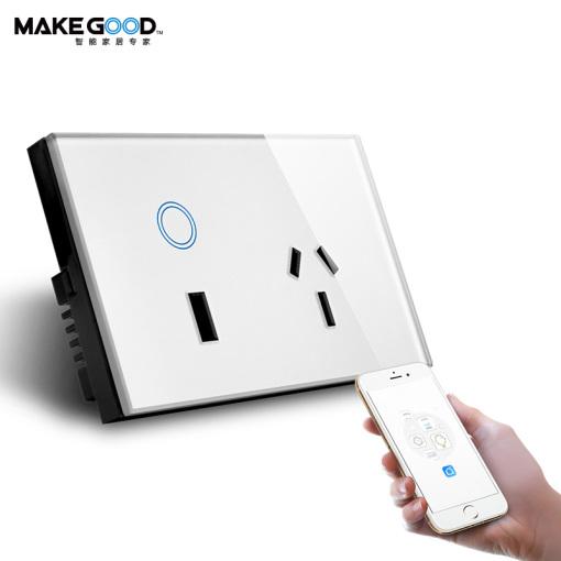 Wi-Fi Wall Socket&USB Charger