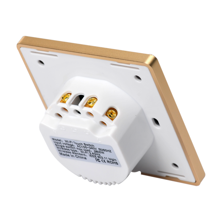 Smart home automation switch 2 gang wifi switch