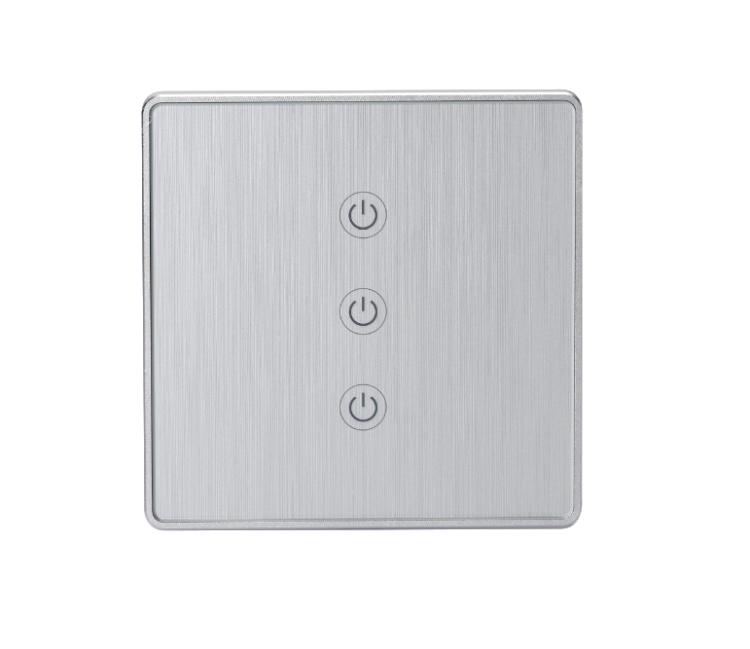 Smart Zigbee Light Switch 3 Gang