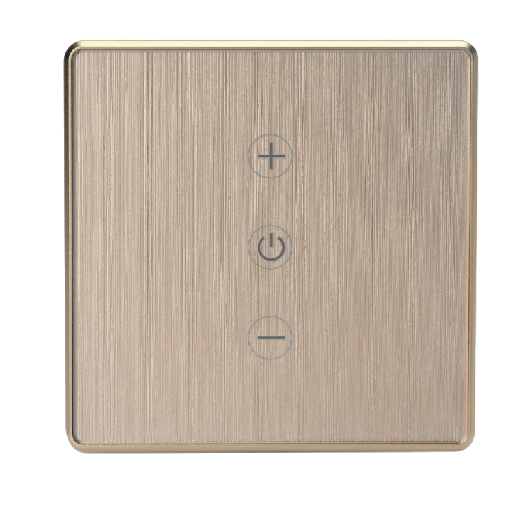 Smart Dimmer Switch Champagne Color