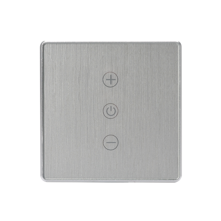Smart Dimmer Switch Silver Color