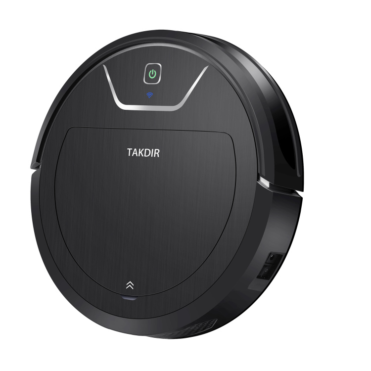 Smart Robot Cleaner with Mopping