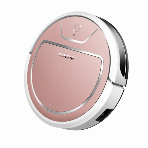 Smart Automatic Dry and Wet Cleaning Good Cheap Mini Industrial Robot Vacuum Cleaner