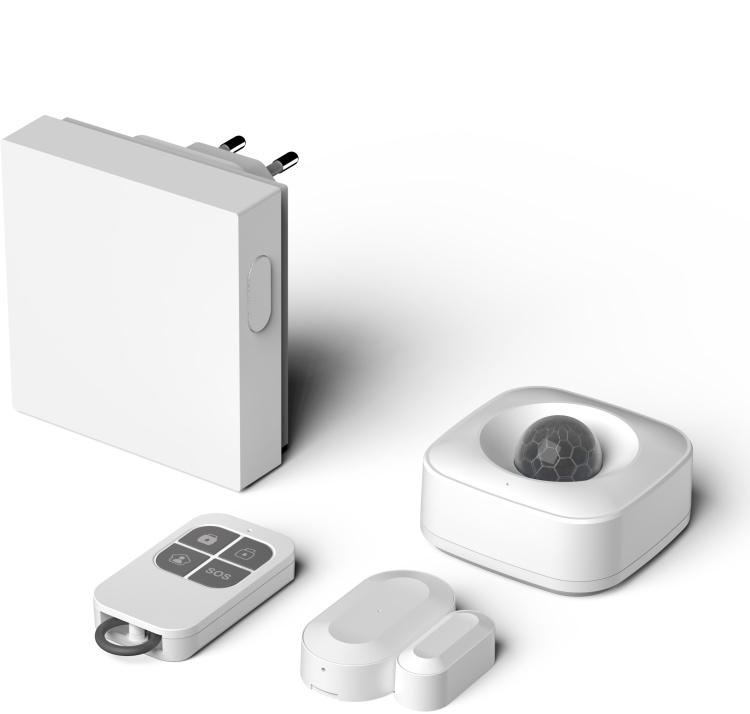Wi-Fi RF alarm starter set