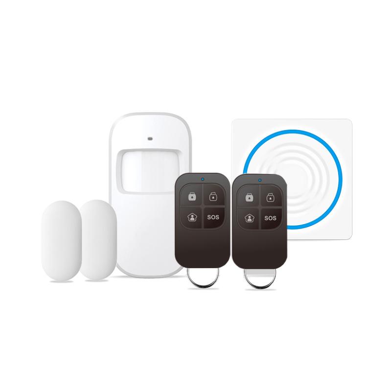 Wi-Fi RF433/RF868 Alarm Set