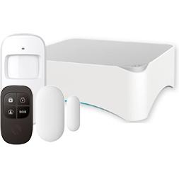 WiFi 4G Zigbee Alarm with battery back siren inside