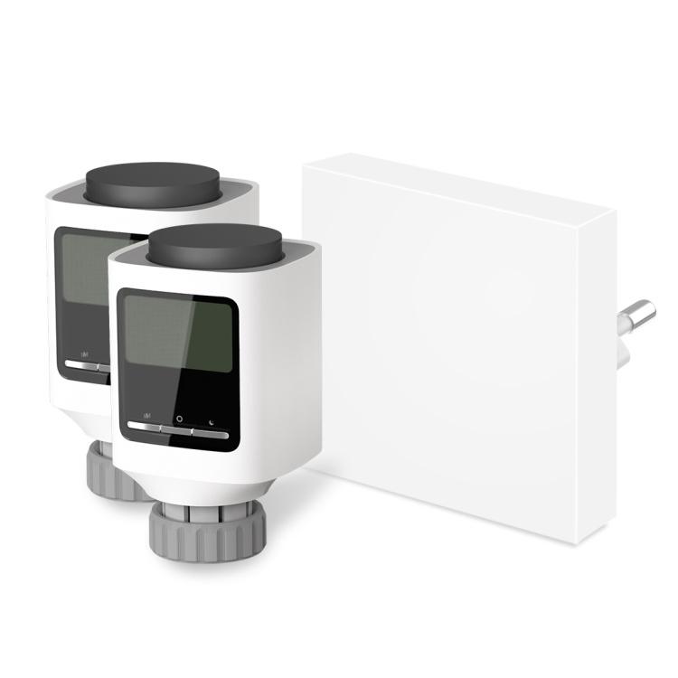 Heating Thermostat Radiator Set Wi-Fi RF
