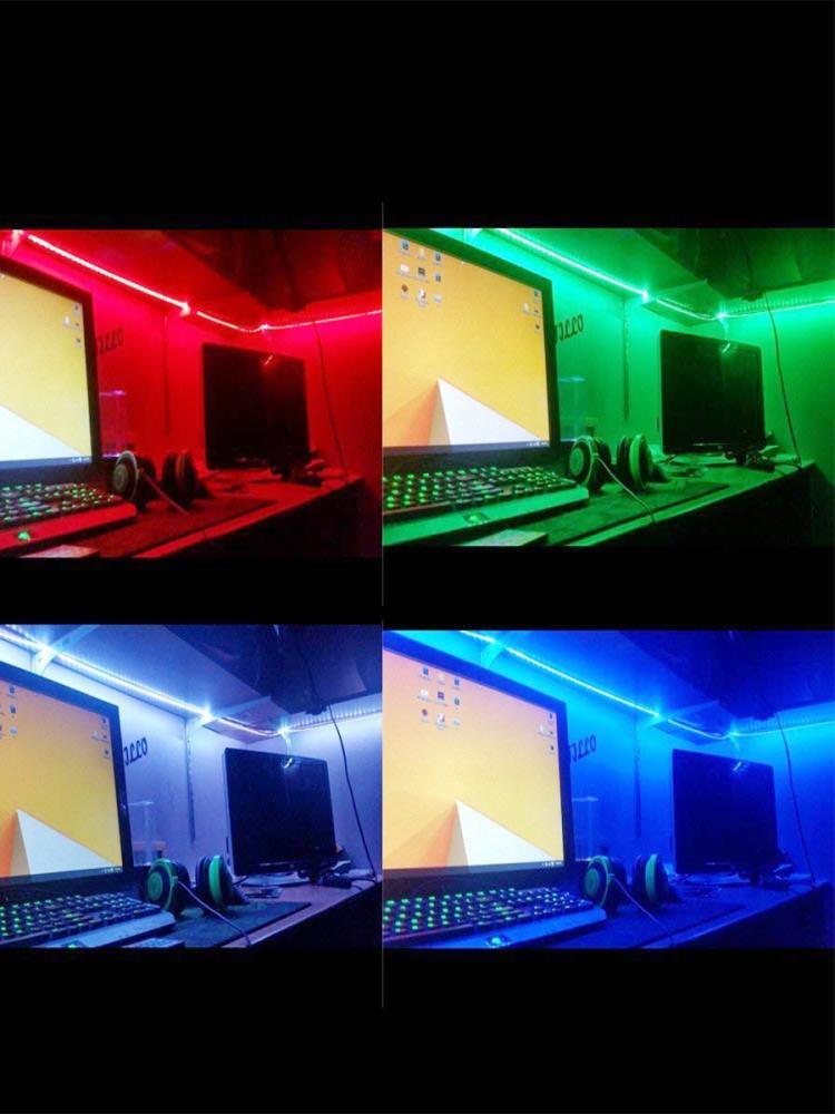 5m Smart strip US RGB+WW