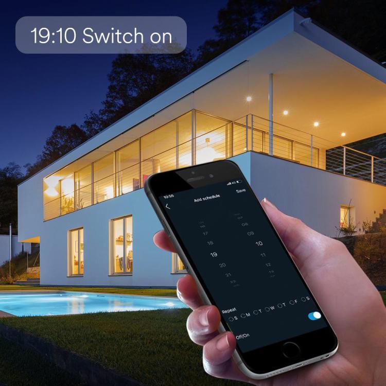 9W A19 W+RGB Smart Bulb