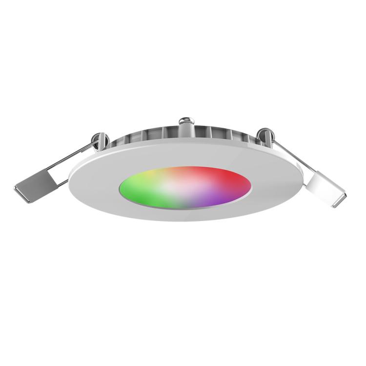 6W RGB+CCT Smart Slim  Downlight EU