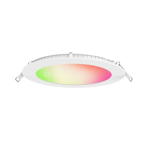 12W Slim Downlight RGB+CCT EU