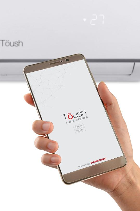 Toush Smart Air Conditioner