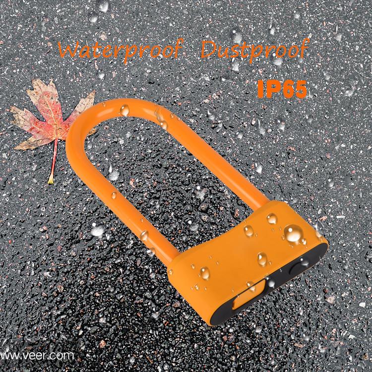 Bluetooth Smart Lock  Fingerprint  Traffic lock IP65