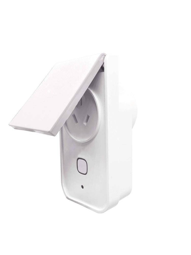 IP44  Smart Wi-Fi Socket,AU Type SAA  With Power Meter Function 16A 3680W