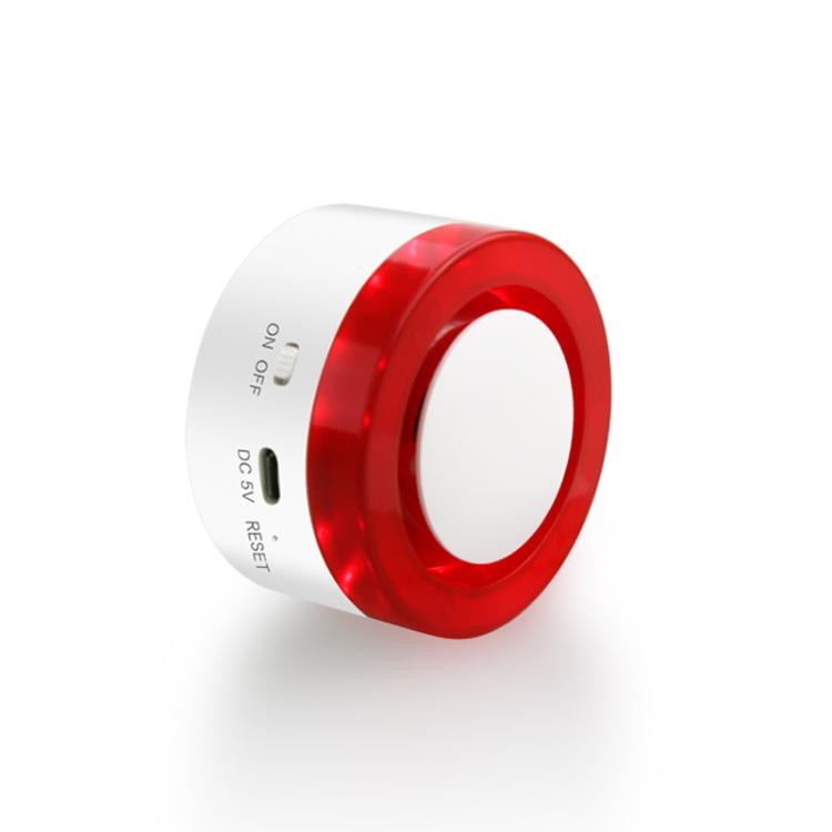 Tuya Smart Audio And Light Alarm Kit