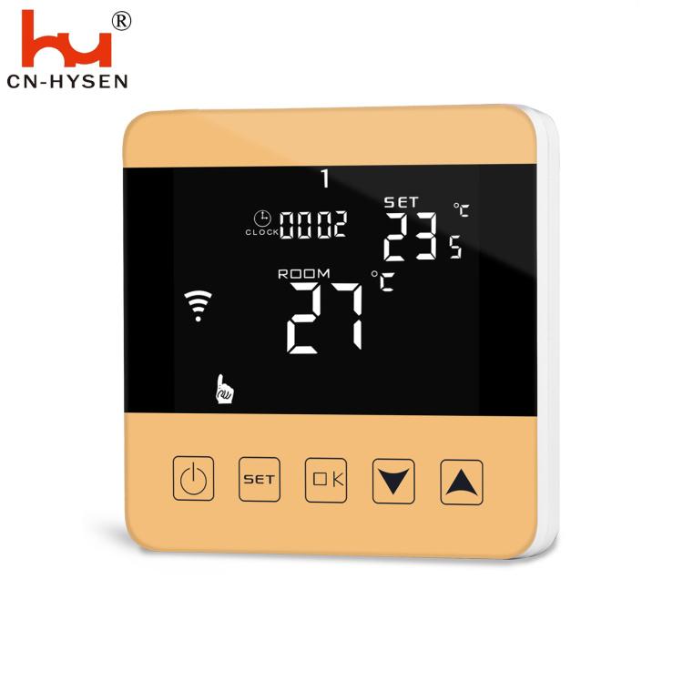 Digital LCD Room WIFI Thermostat