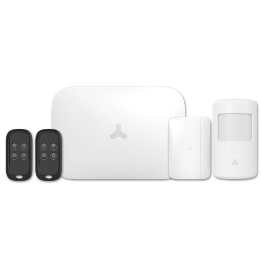 Wi-Fi /GSM/ FHSS RF 433 Alarm System Security Alarm System