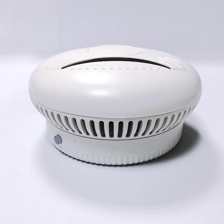 Zigbee Smoke Detector Smart Home Smoke Sensor Fire Alarm