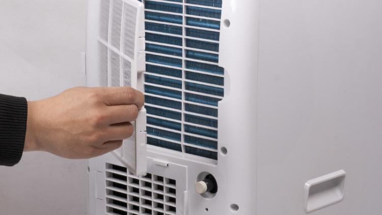 Smart Portable Air Conditioner