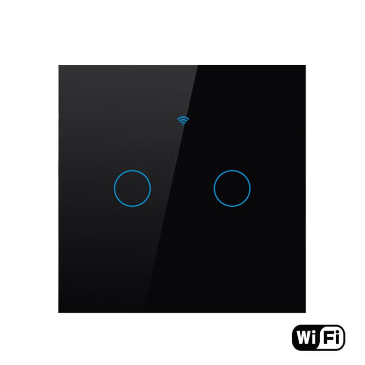 Wi-Fi Smart Switch 2-Gang