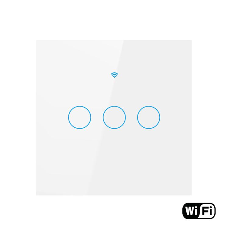 Wi-Fi Smart Switch 3-Gang