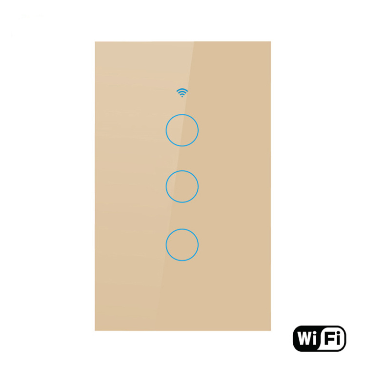 Wi-Fi Smart Switch 3-Gang