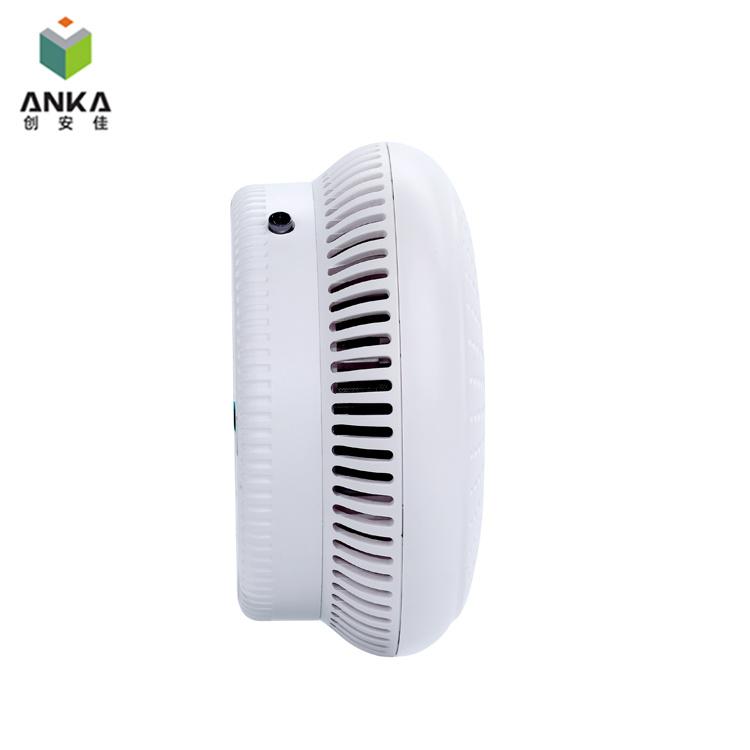 WIFI smoke detector 10 years battery with CE EN14604/ROSH certification
