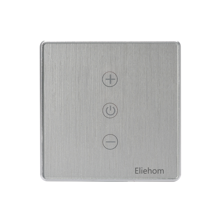 Smart Wi-Fi Dimmer Switch Glass Panel Dimmer Switch