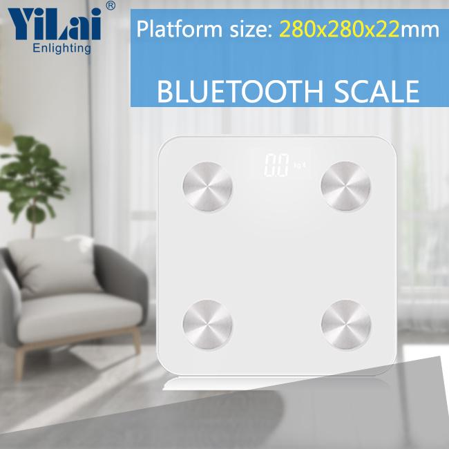 Yilai Bluetooth Digital Smart electronic Scale