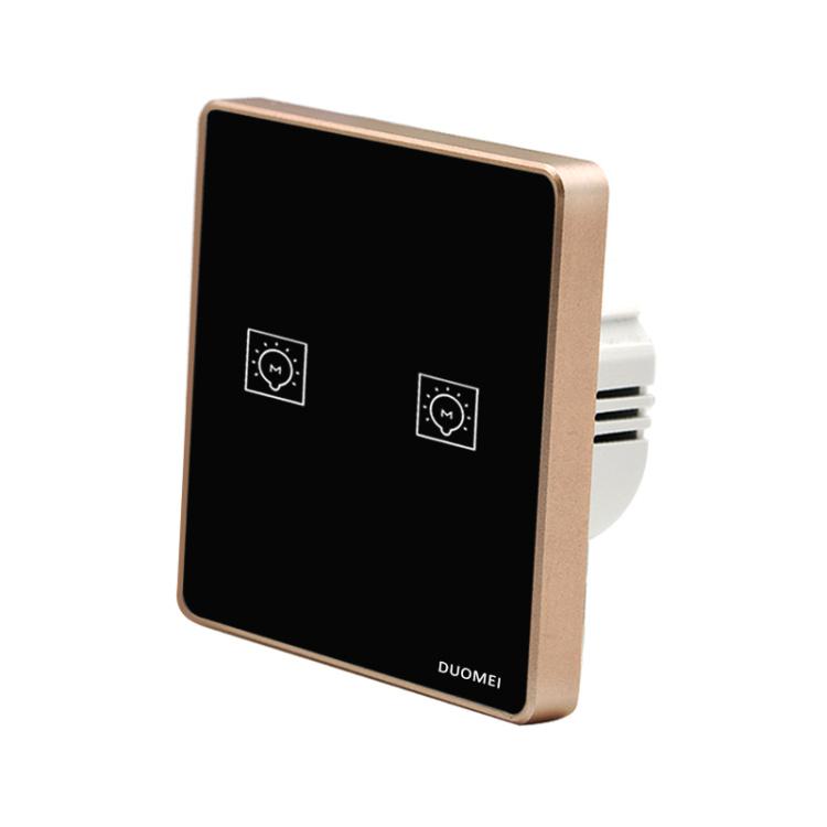 Zigbee Smart Light Switch Metal Frame