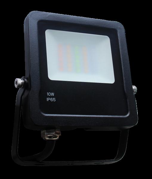 10W RGBW Smart Floodligth