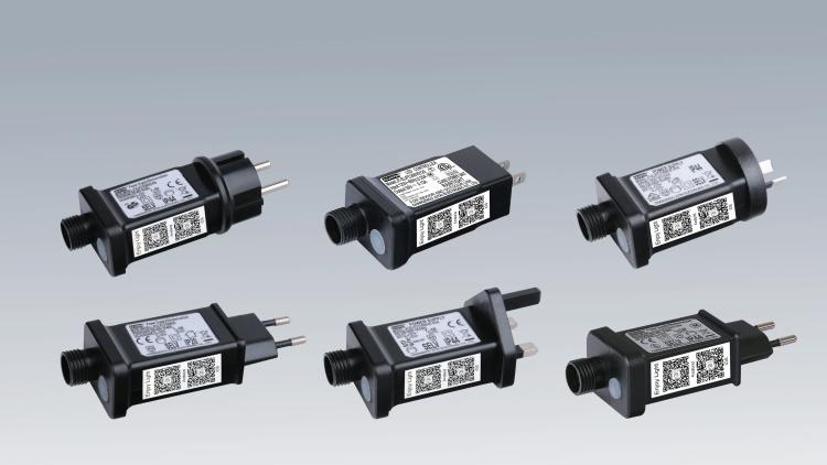 RGBW control power