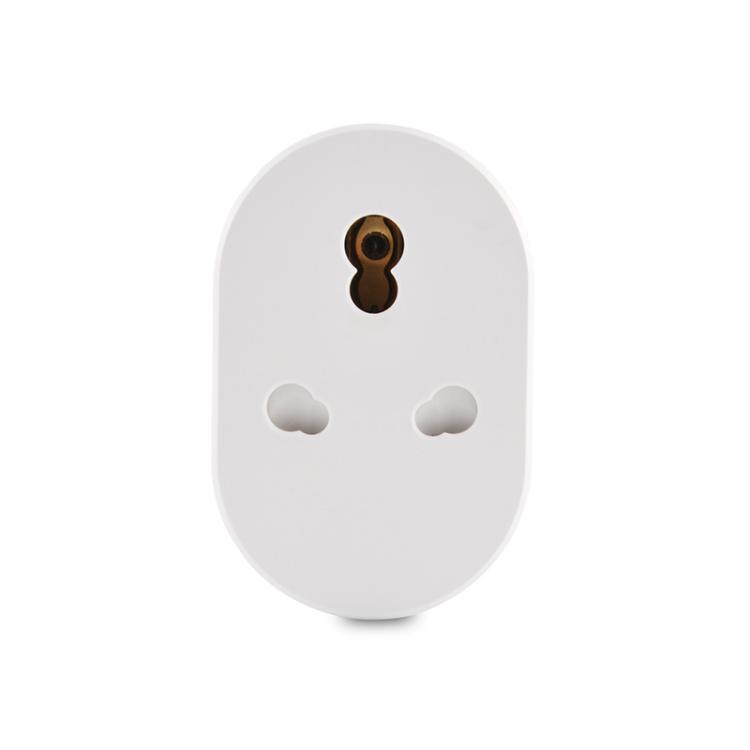 Indian 16A Multifunctional Socket Smart WiFi Plug