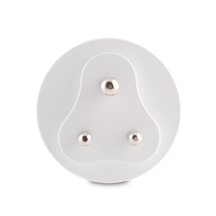 India Standard Plug 10A Multifunctional WiFi Smart Socket Power Metering Function