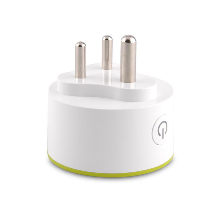 India Standard Plug 10A Multifunctional Wi-Fi Smart Socket