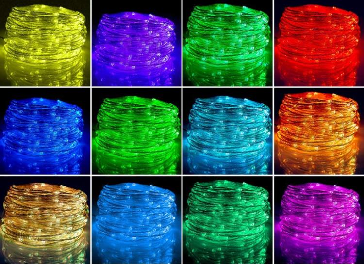 Wi-Fi Smart RGB Lights