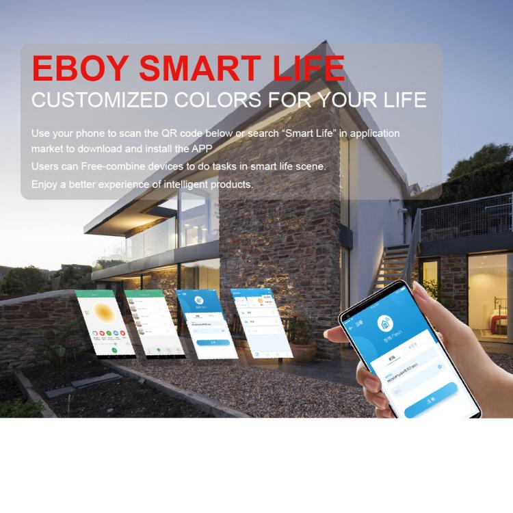 Smart Wi-Fi+BLE LED  Bulb RGB+CCT PAR38