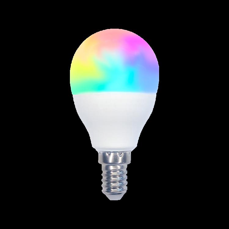 LED Smart G45 RGB+W WIFI+BLE