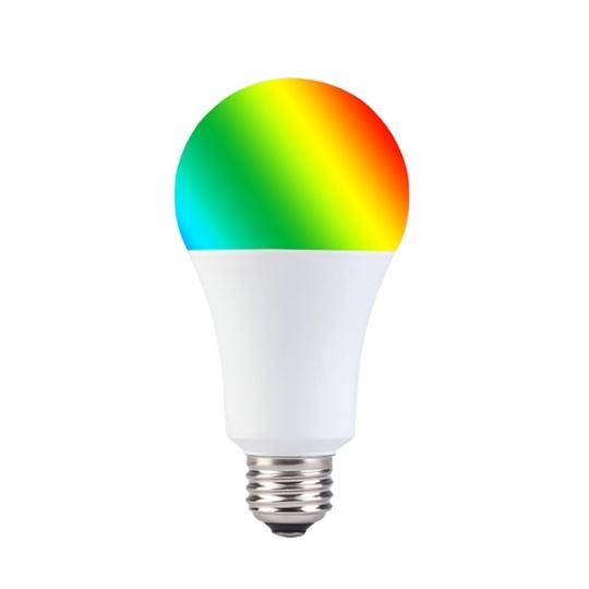 Wi-Fi Bluetooth Smart LED Bulb RGBW