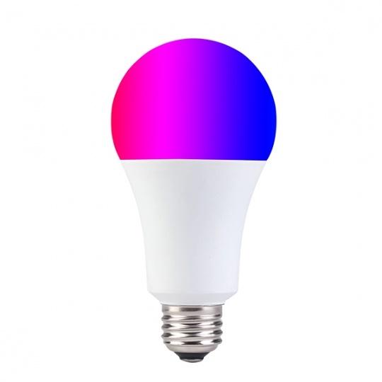 Wi-Fi Bluetooth Smart LED Bulb RGBCCT
